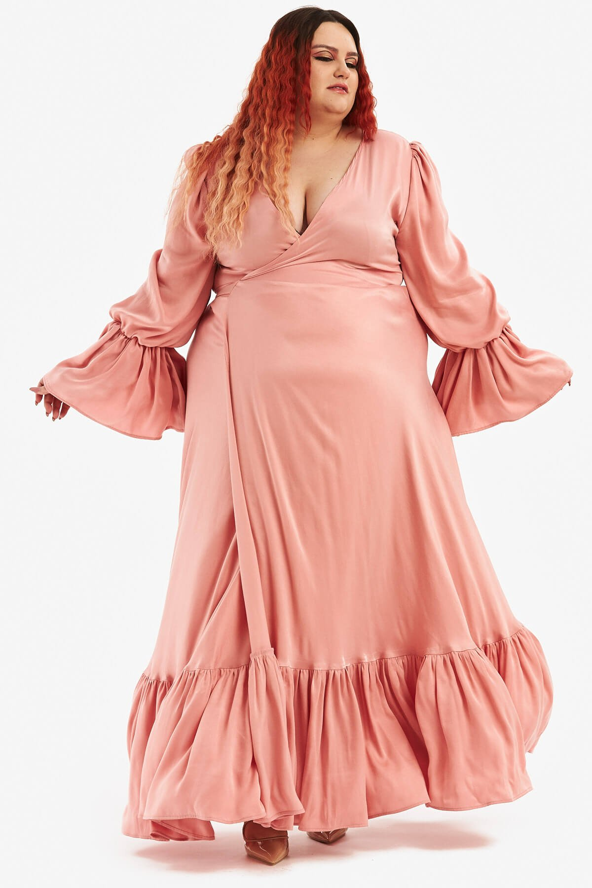 LOUD-BODIES-GABRIELLE-SUSTAINABLE-CUPRO-DRESS-PINK-8